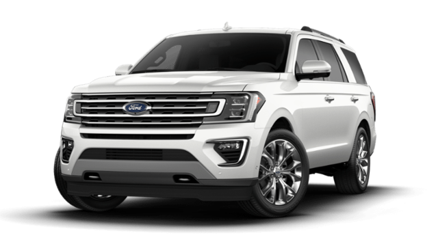 New 2019 Ford Expedition Limited SUV for sale in Hobart, IN
